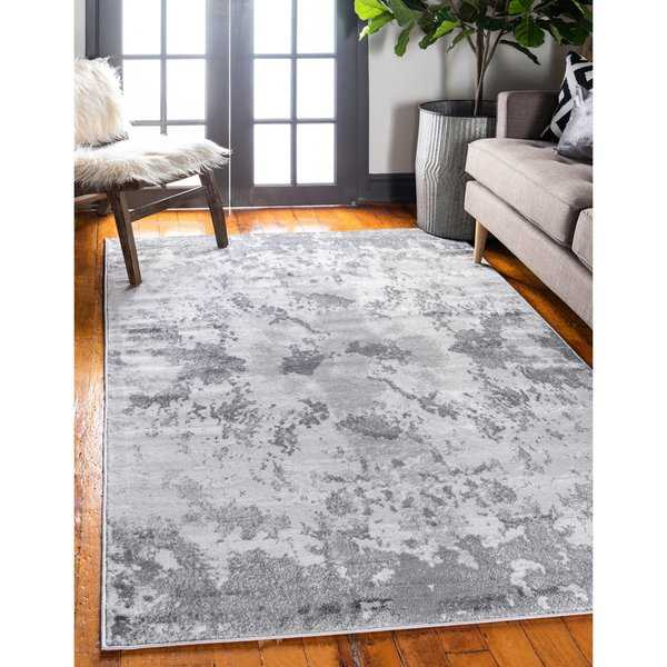 Unique Loom Metro Glaze Area Rug - 5' x 8'